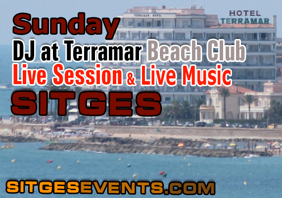 DJ at Terramar Beach Club FREE LIVE MUSIC