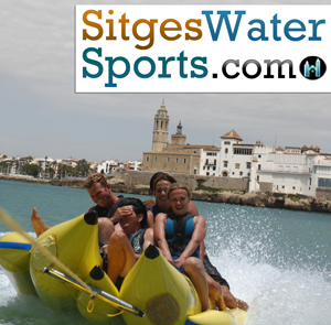 SitgesWaterSports.com: Sitges Water Sports