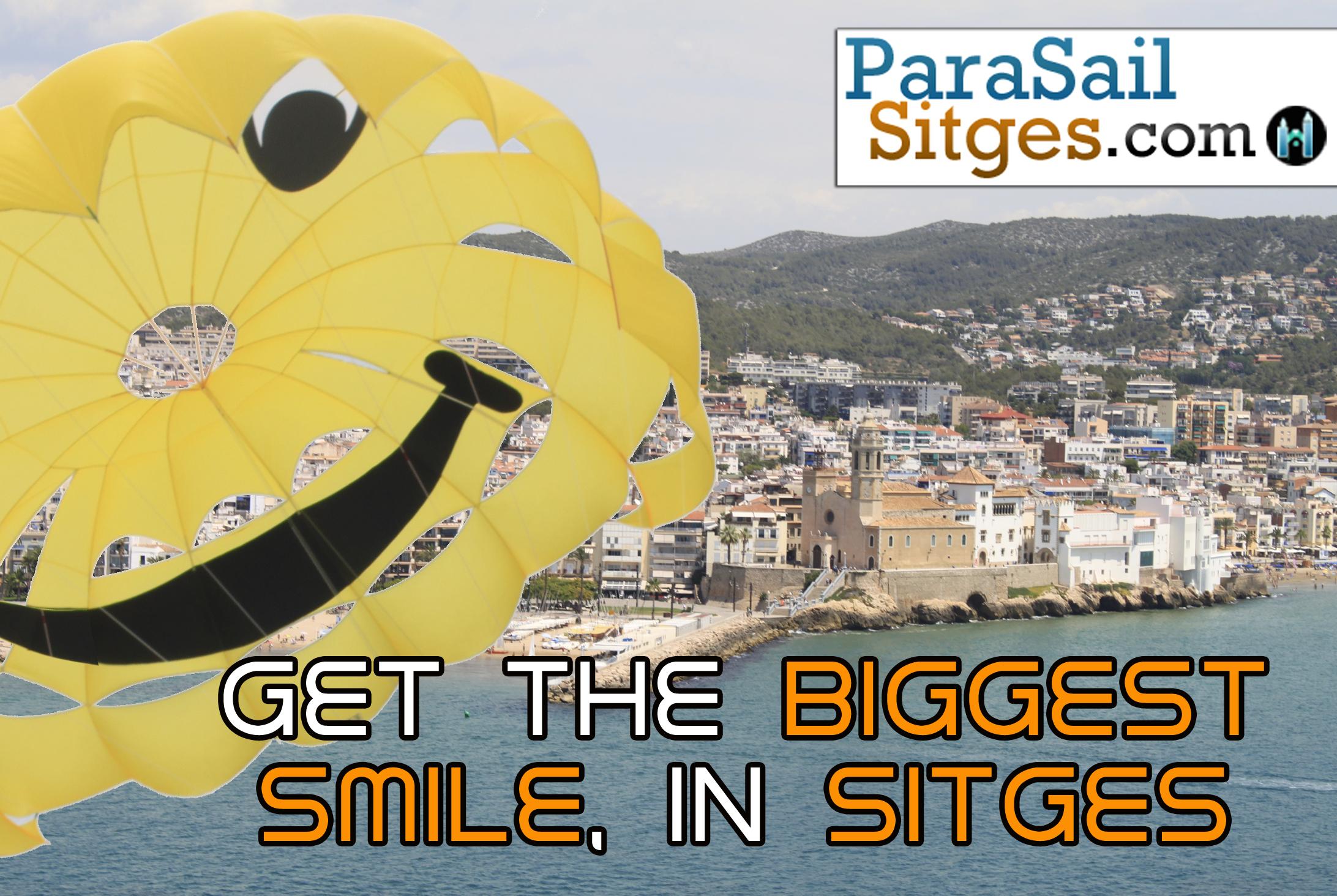 ParasailSitges.com: Parasail Sitges